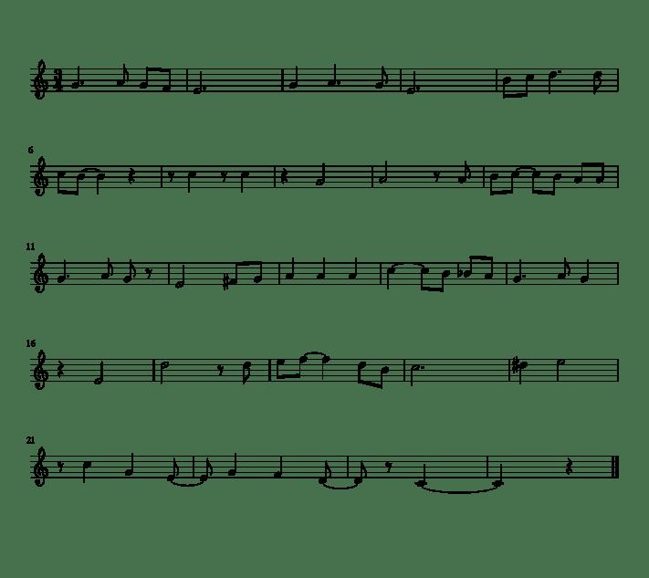 Stille Nacht Variation-1